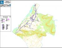 Plan du réseau eau potable