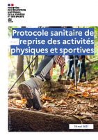 ProtocoleSanitaireRepriseActivite-sSportives